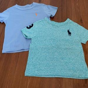 Ralph Lauren Polo Boy T-shirts